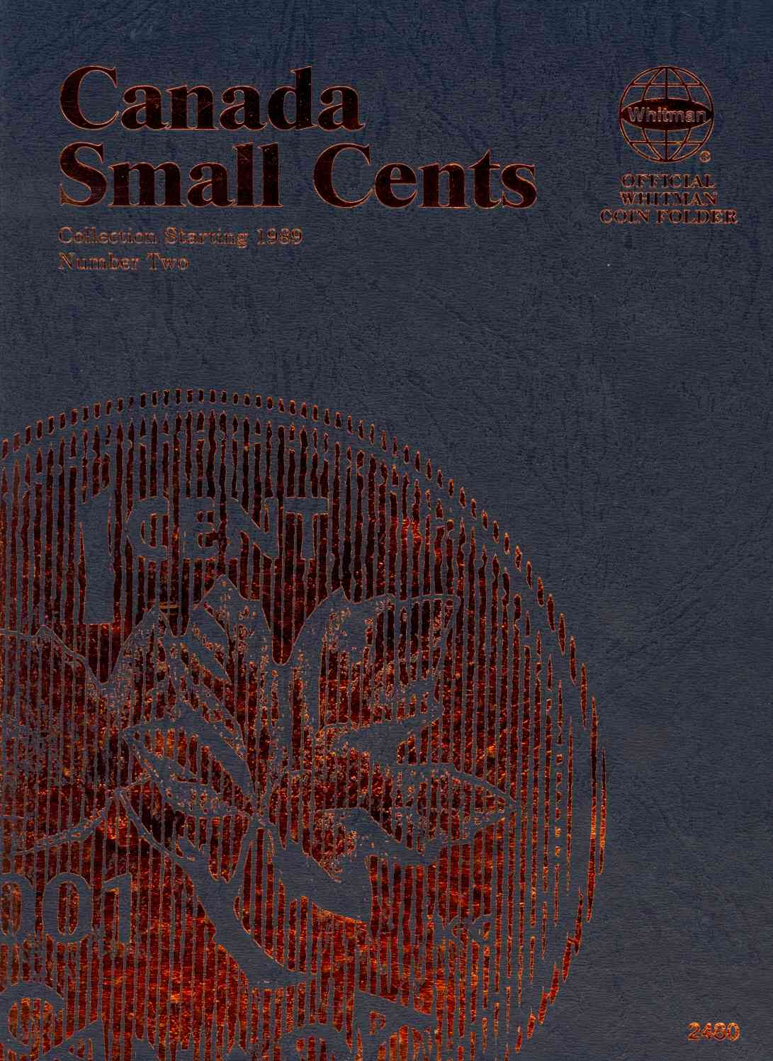 Canadian Small Cents #2 By Whitman Publishing (COR)